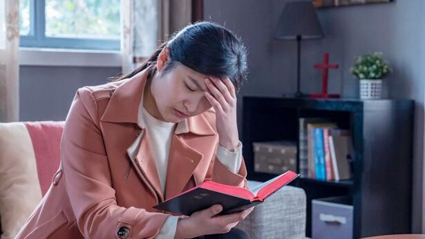 Weshalb sind wir in unserem Glauben an den Herrn nicht in der Lage, uns von Fesseln der Sünde zu befreien?