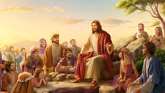 1. Der Herr Jesus selbst prophezeite, dass Gott in den letzten Tagen zu Fleisch werden und als Sohn des Menschen erscheinen würde, um zu wirken.