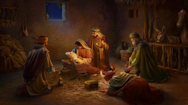 Was bedeutet Weihnachten? Betest du wahrhaft den Herrn Jesus an?