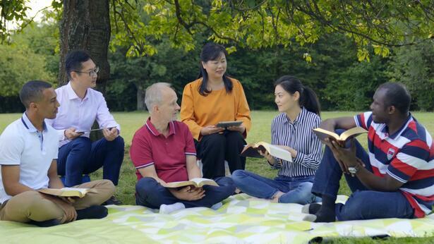 Wenn wir diese vier Punkte begreifen, wird unsere Beziehung zu Gott immer enger werden