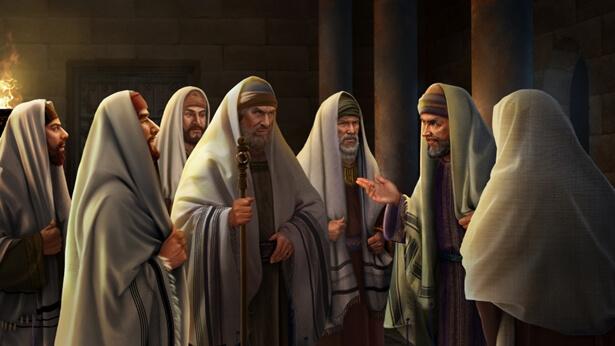 Die Erkenntnis, dass ich den Weg der Pharisäer beschritt